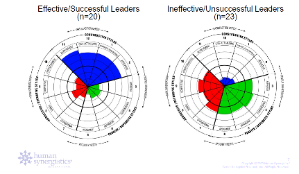 Leadership Impact Profile Examples